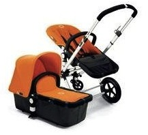 Bugaboo Cameleon Stroller Orange