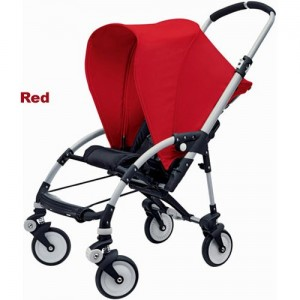 Bugaboo Bee Stroller Red