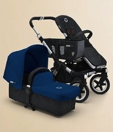 Bugaboo Donkey Black and Red